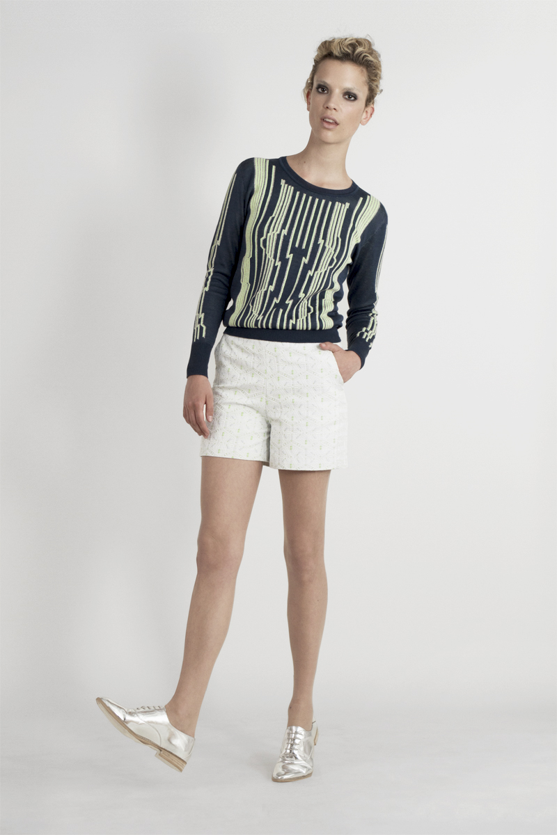 Negarin RT14 / SS14 – Design of the knits mirihana