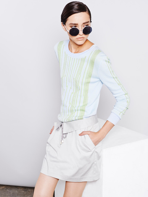 Negarin RT14 / SS14 – Design of the knits